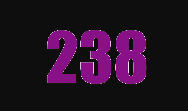 Numerologie 238