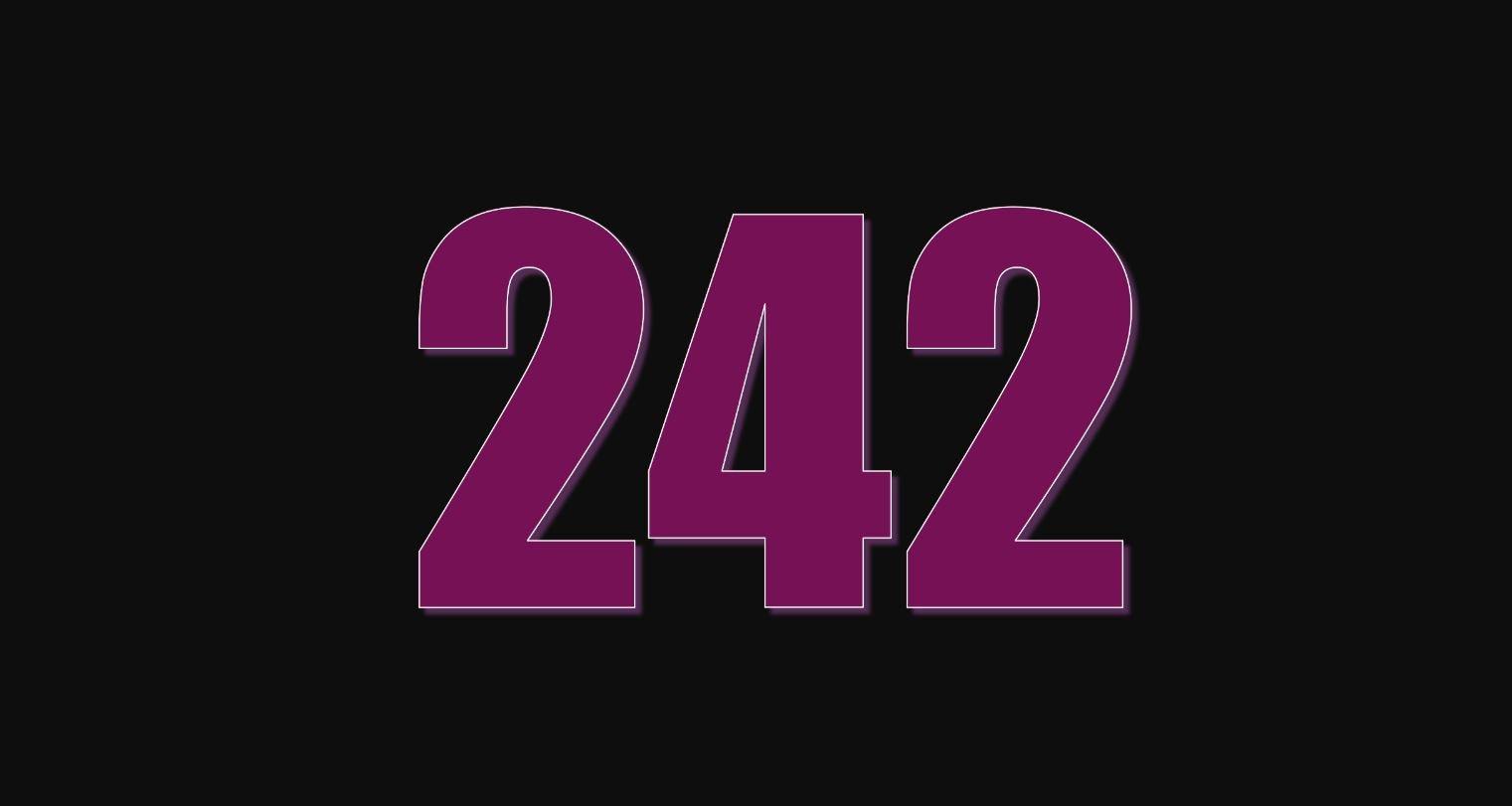 Numerologie 242