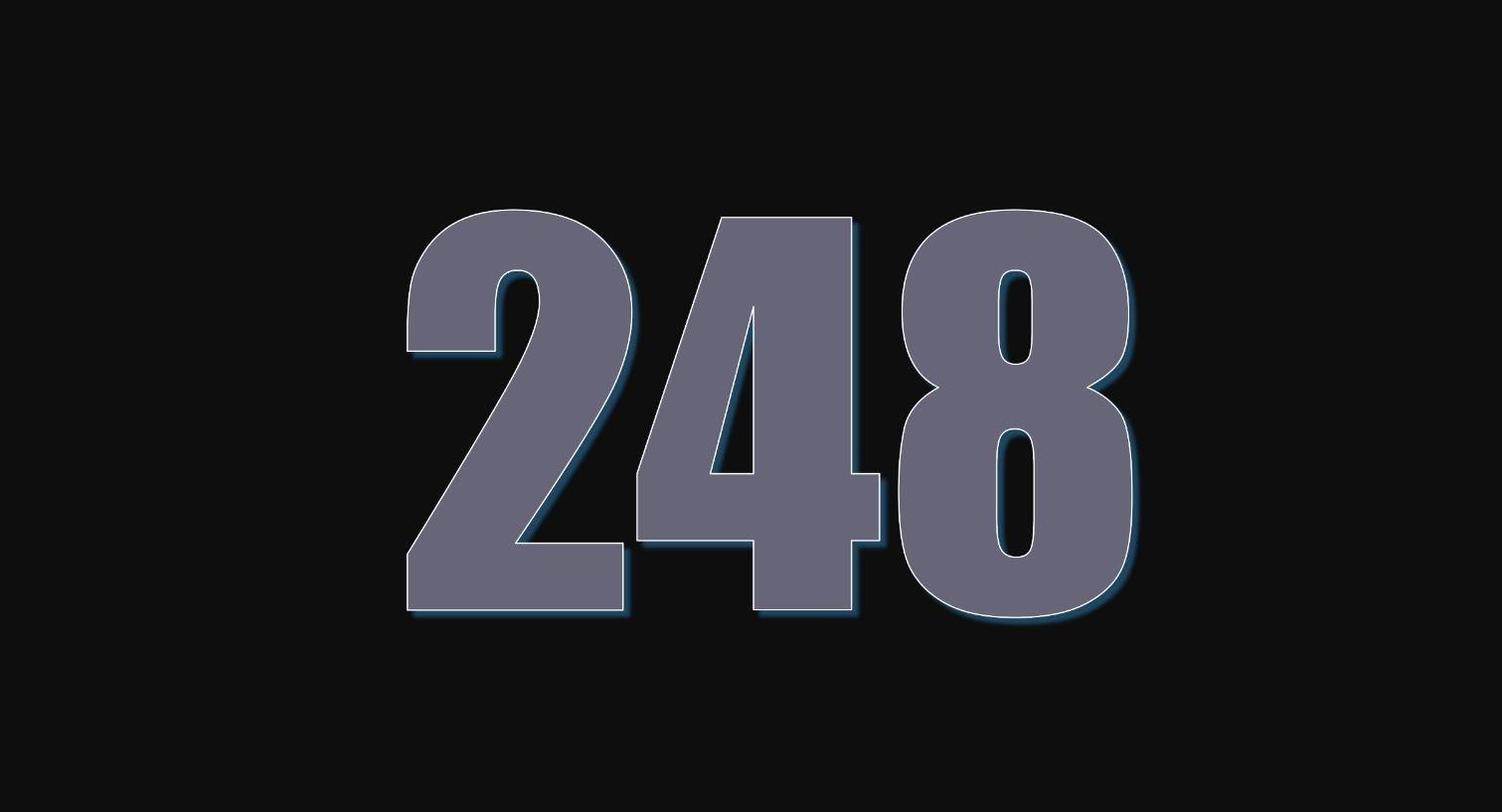 Numerologie 248