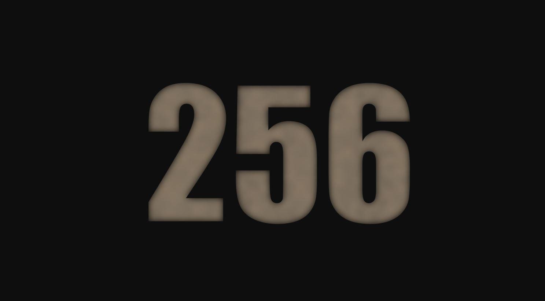 Numerologie 256