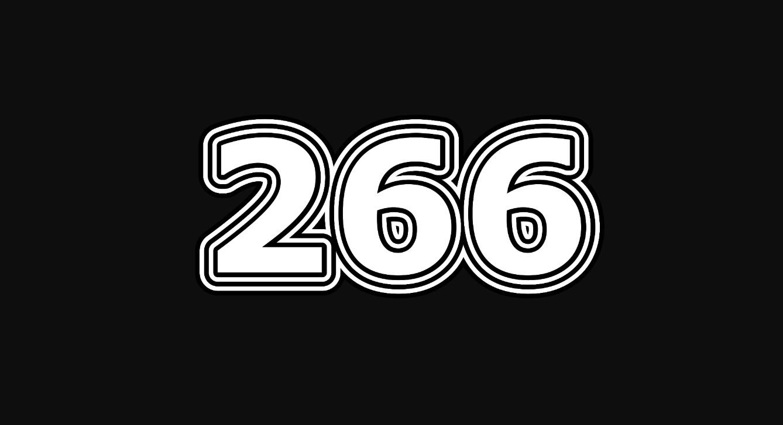 Numerologie 266