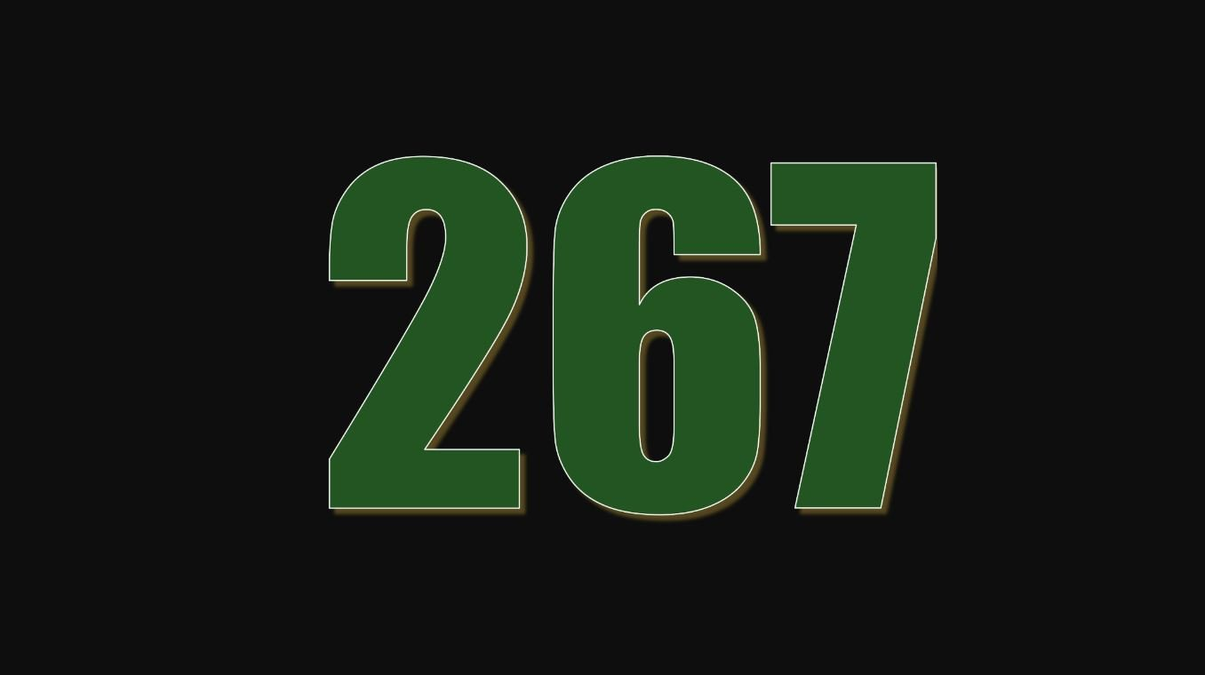 Numerologie 267