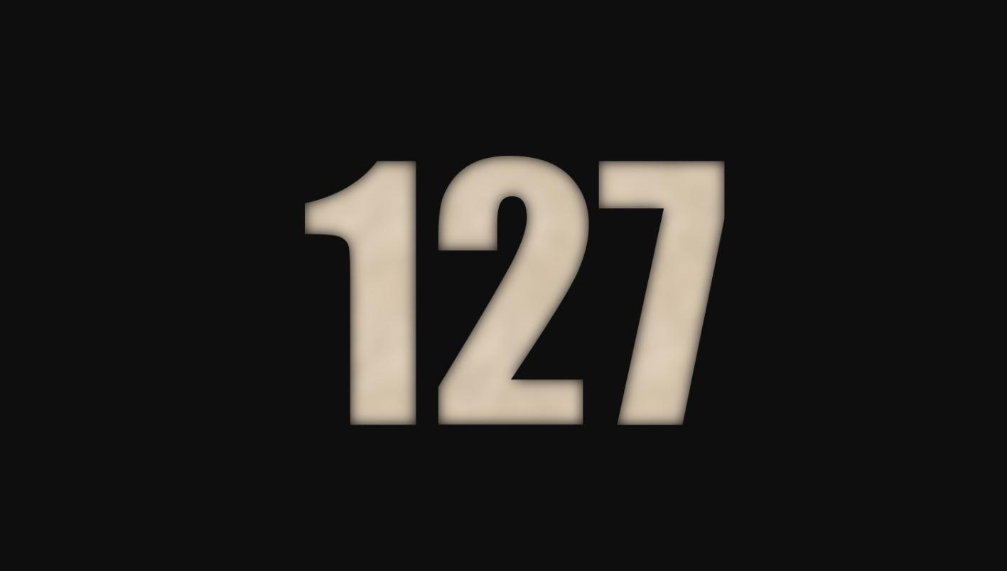 Numerologie 127