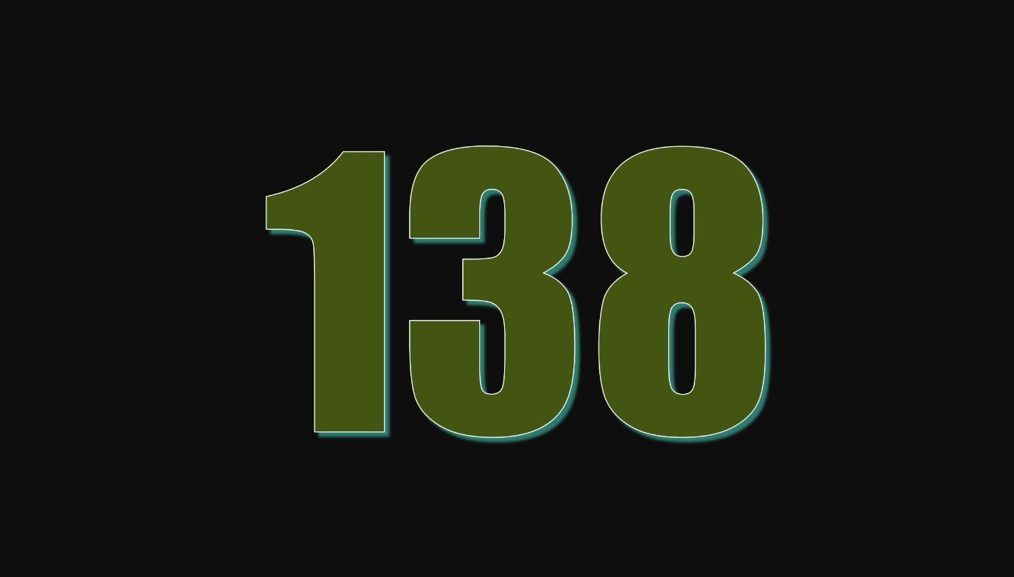 Numerologie 138