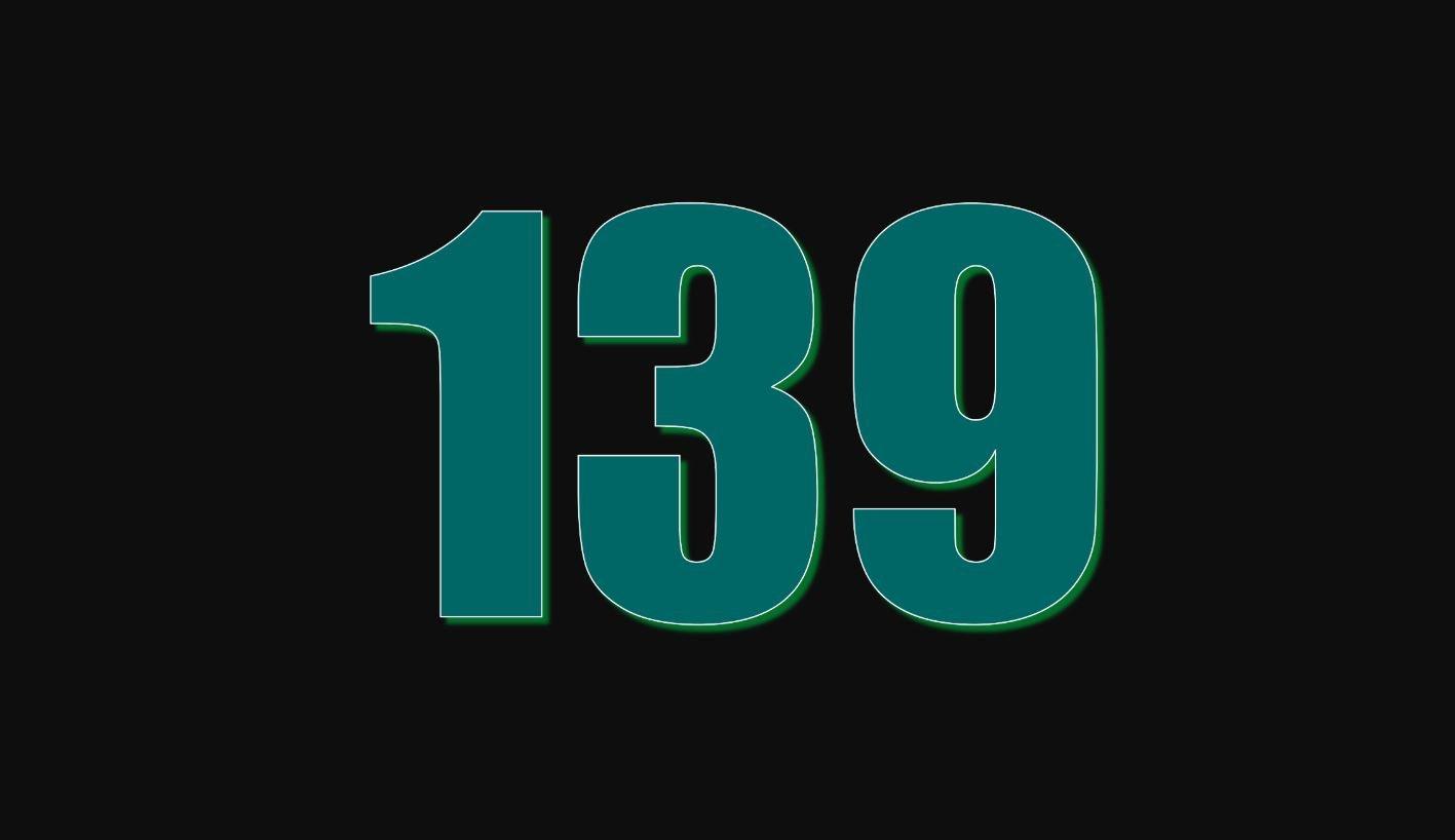 Numerologie 139
