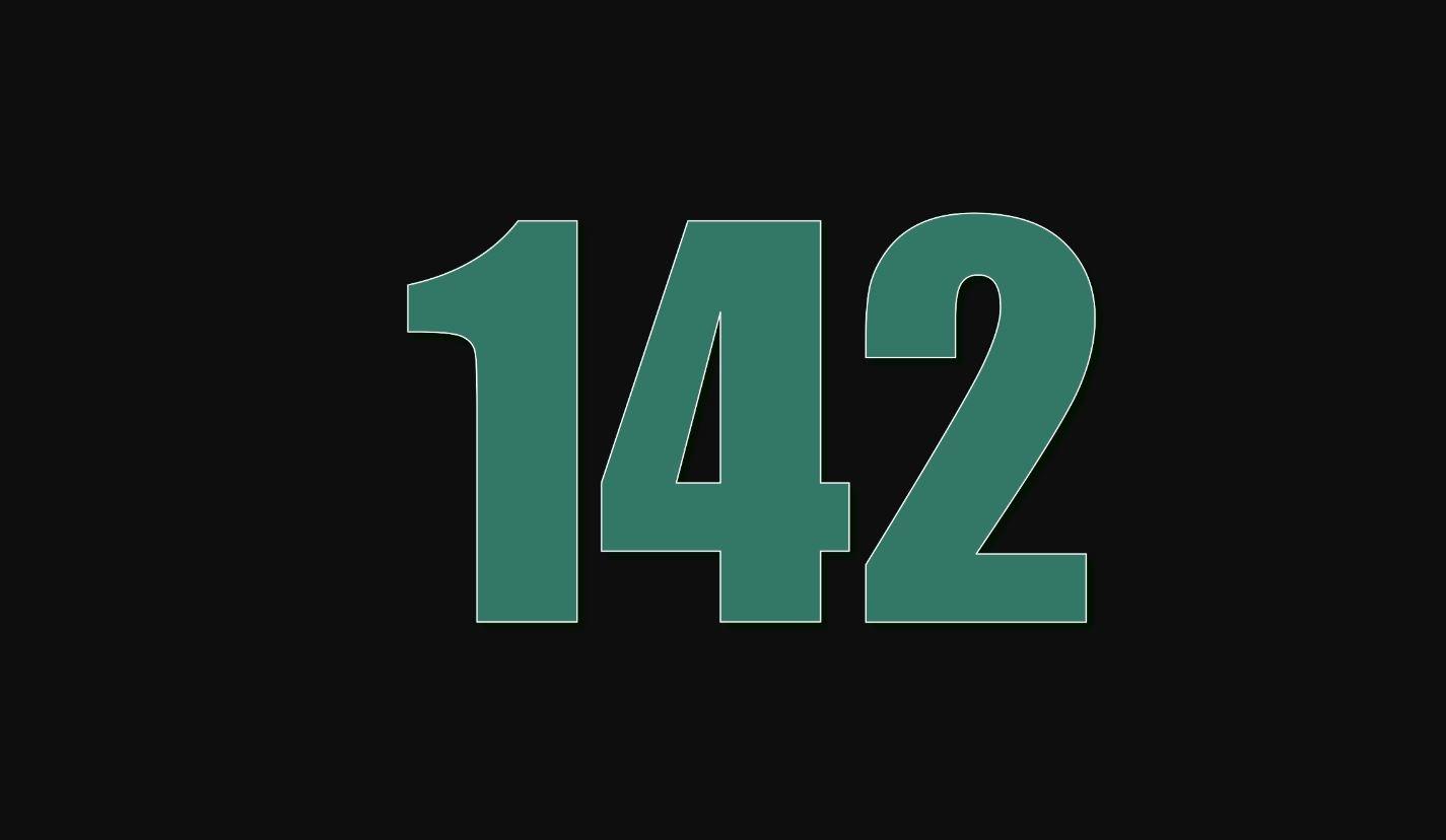 Numerologie 142