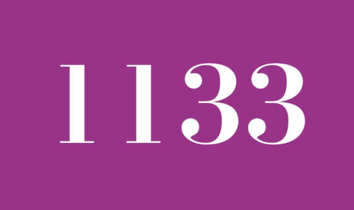 Numerologie 1133