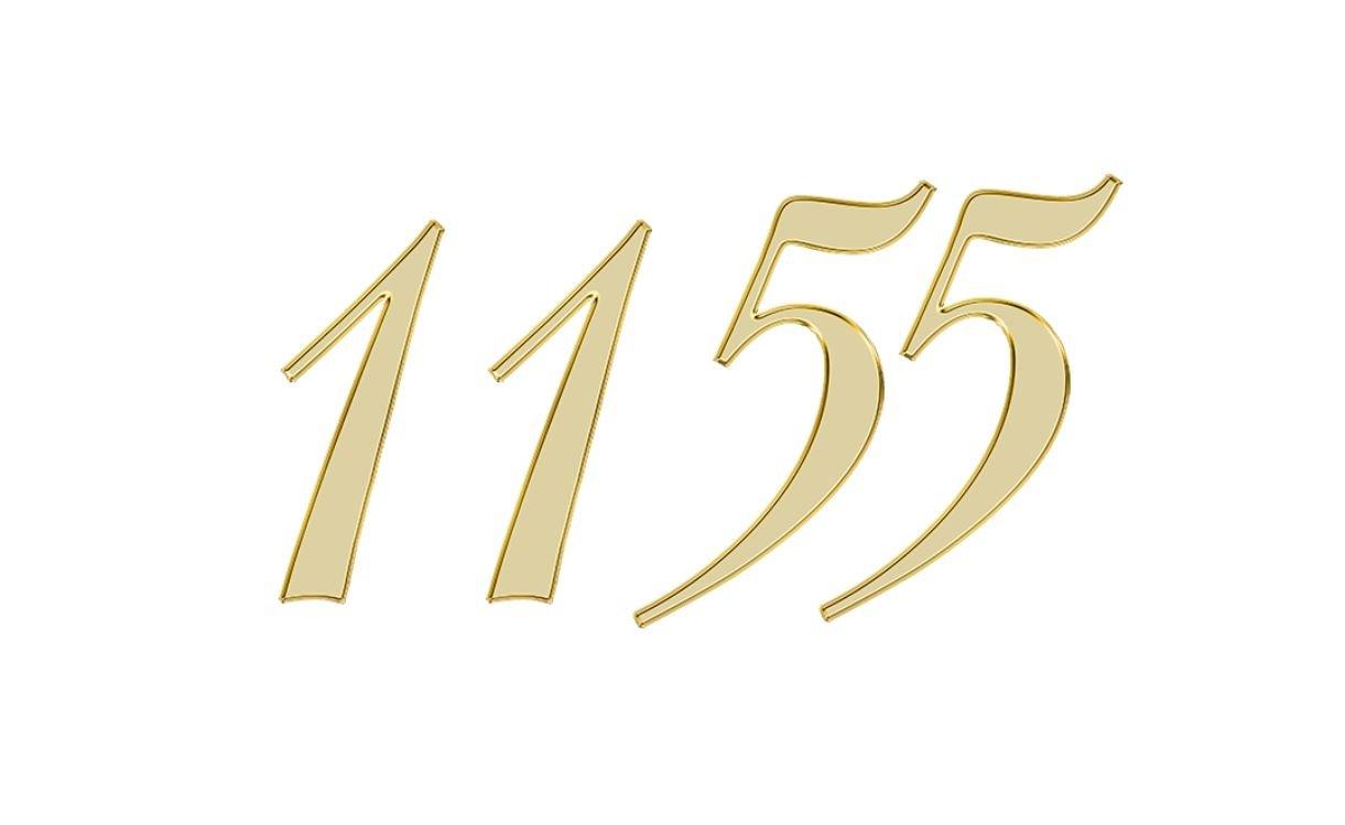 Numerologie 1155