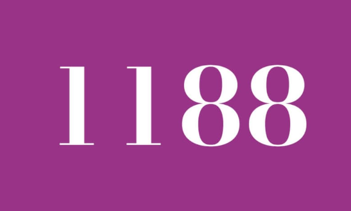 Numerologie 1188