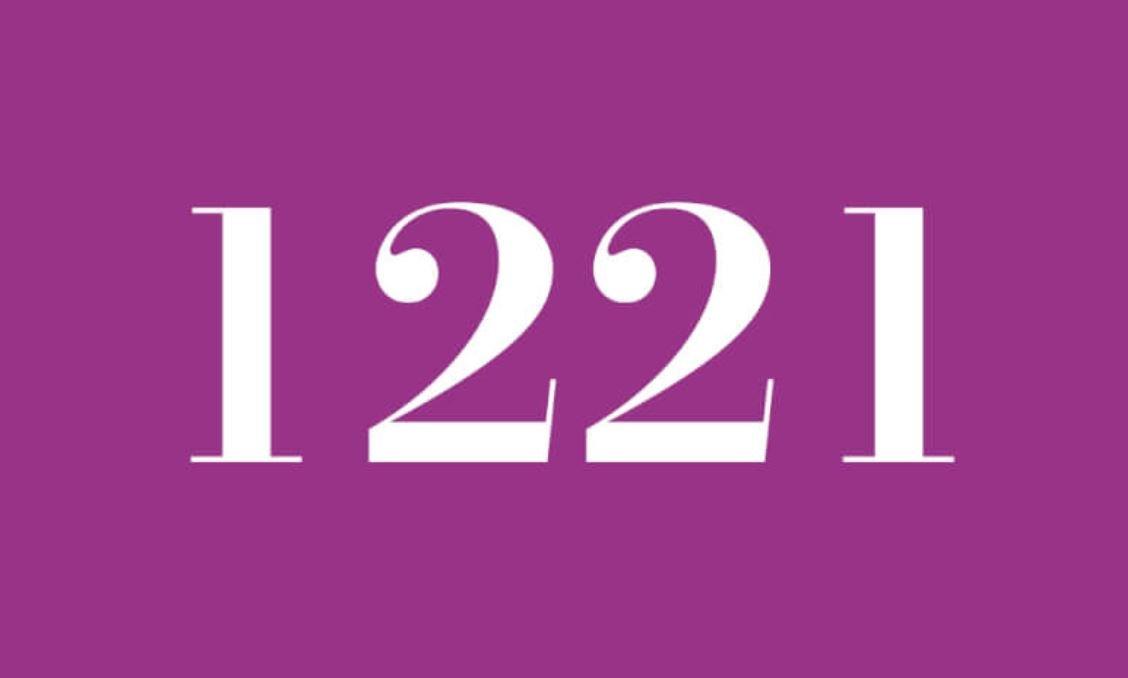 Numerologie 1221