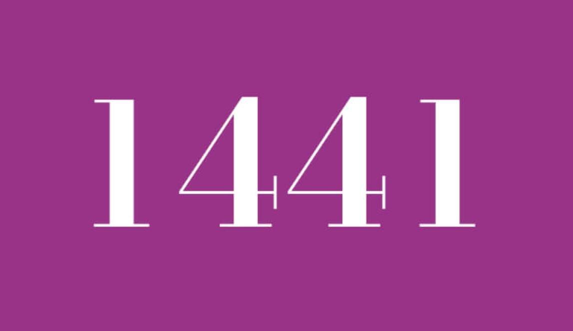 Numerologie 1441