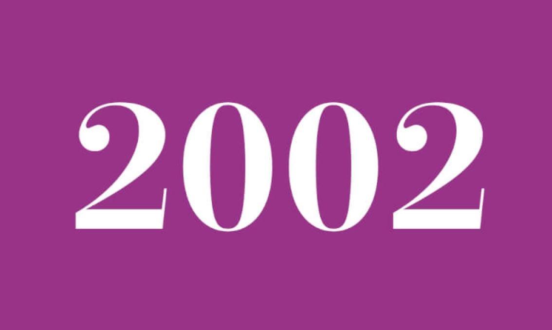 Numerologie 2002