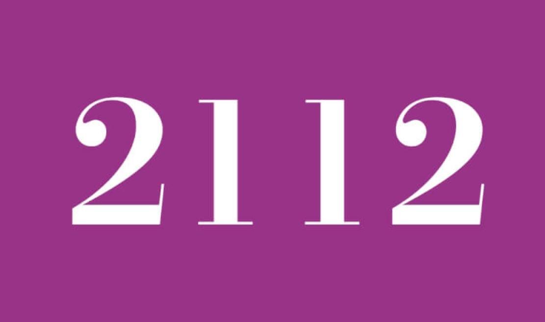 Numerologie 2112