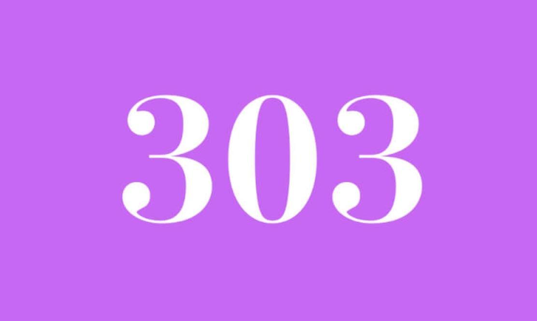 Numerologie 303