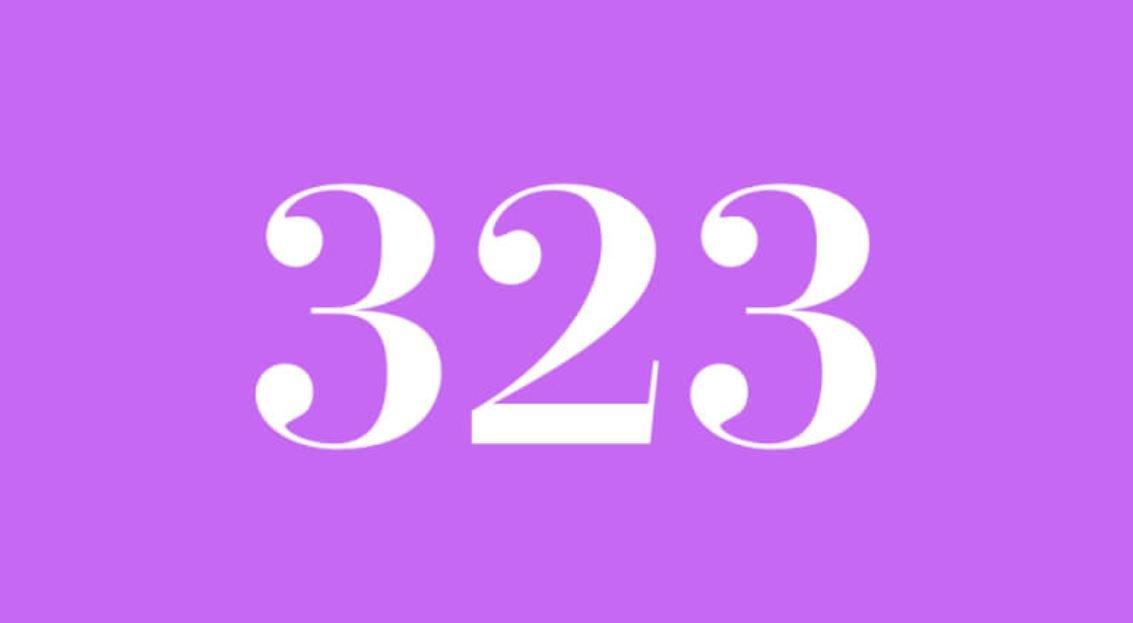 Numerologie 323