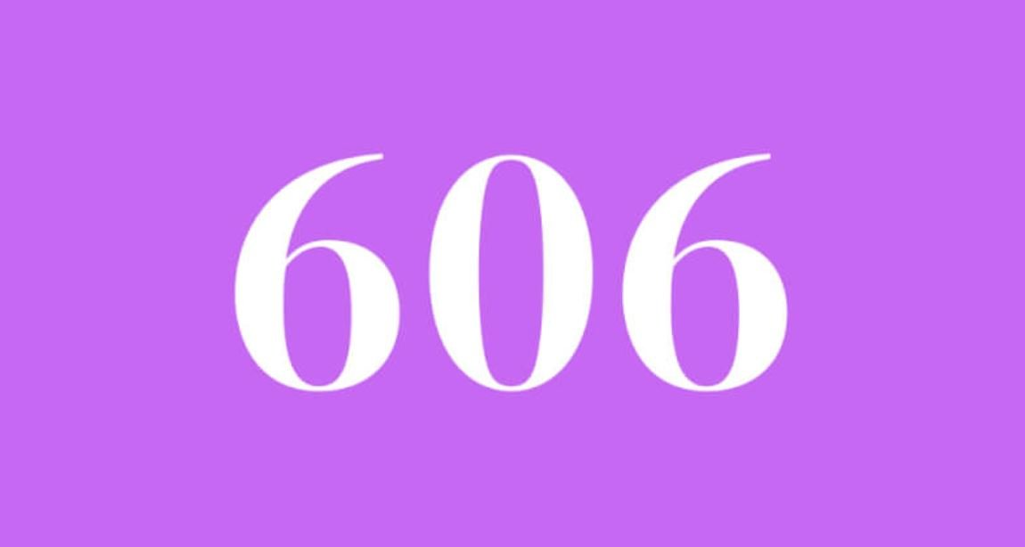 Numerologie 606