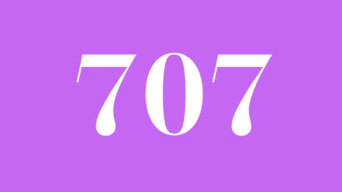 Numerologie 707