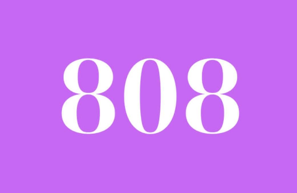 Numerologie 808