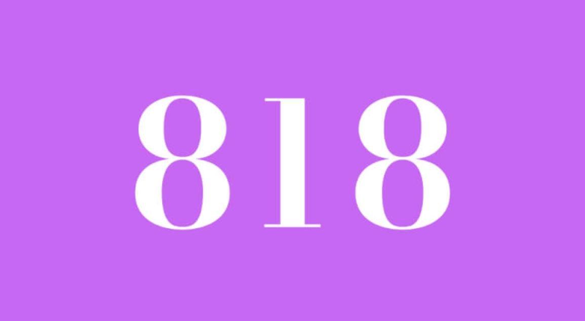 Numerologie 818