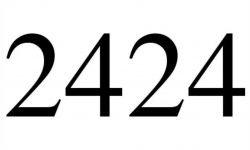 Engelengetal 2424: Dubbele getallen interpretatie en betekenis