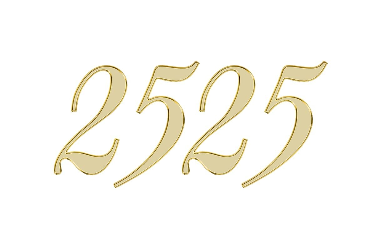Engelengetal 2525