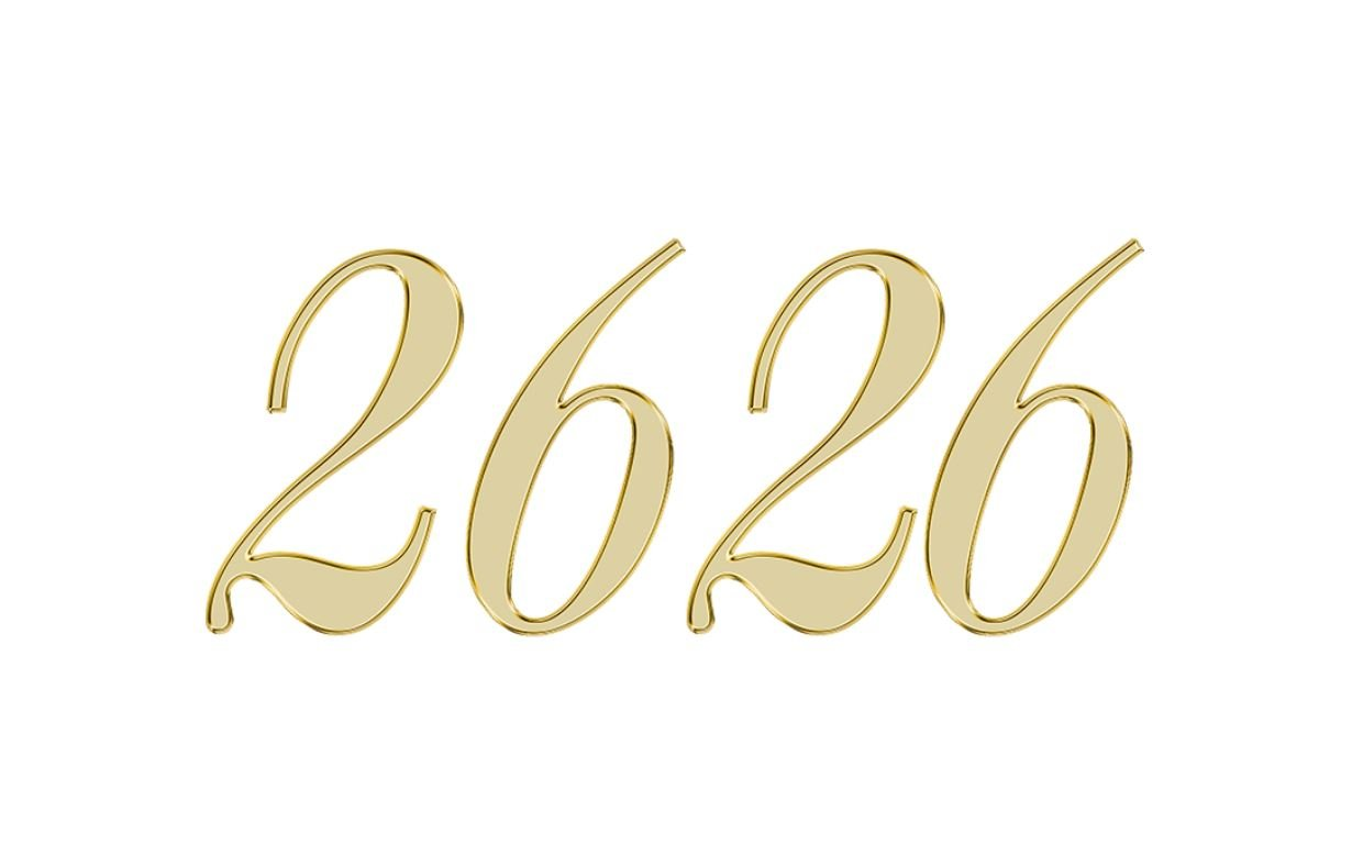 Engelengetal 2626