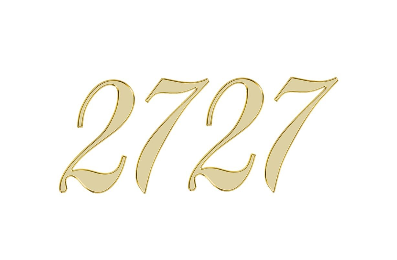 Engelengetal 2727