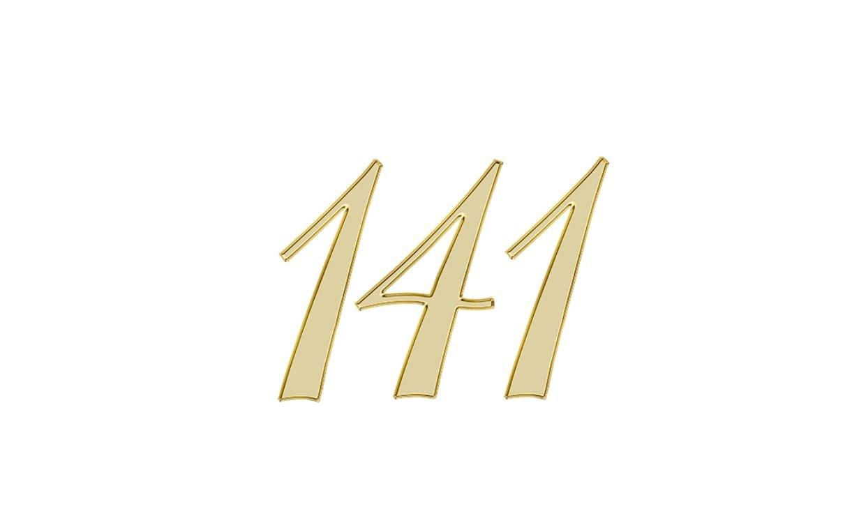 Engelengetal 141