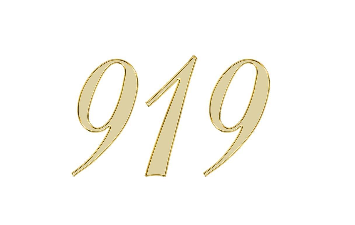 Engelengetal 919