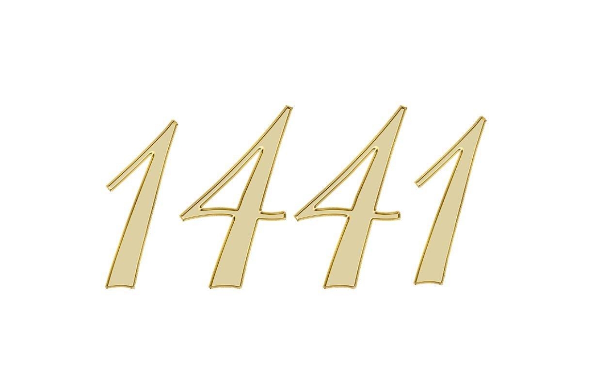 Engelengetal 1441