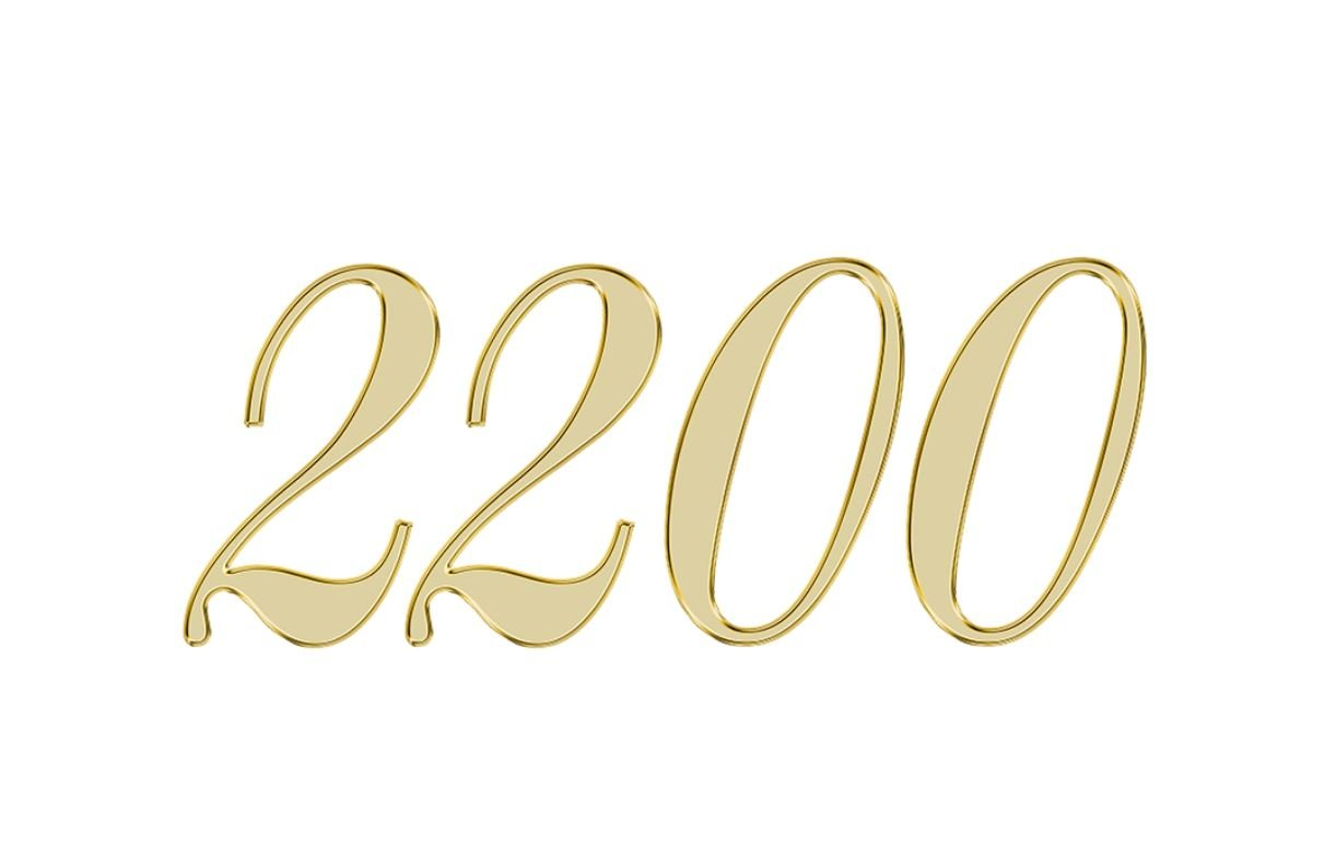 Engelengetal 2200