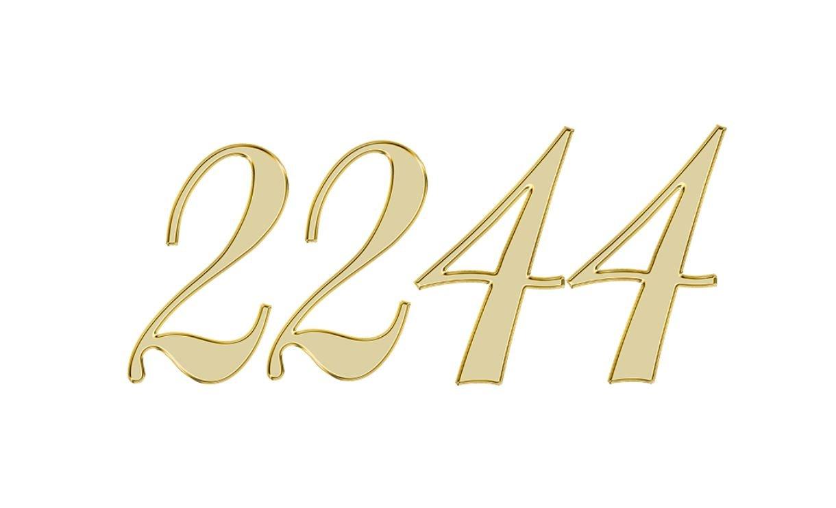 Engelengetal 2244