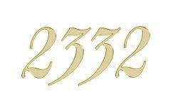 Engelengetal 2332: interpretatie en betekenis
