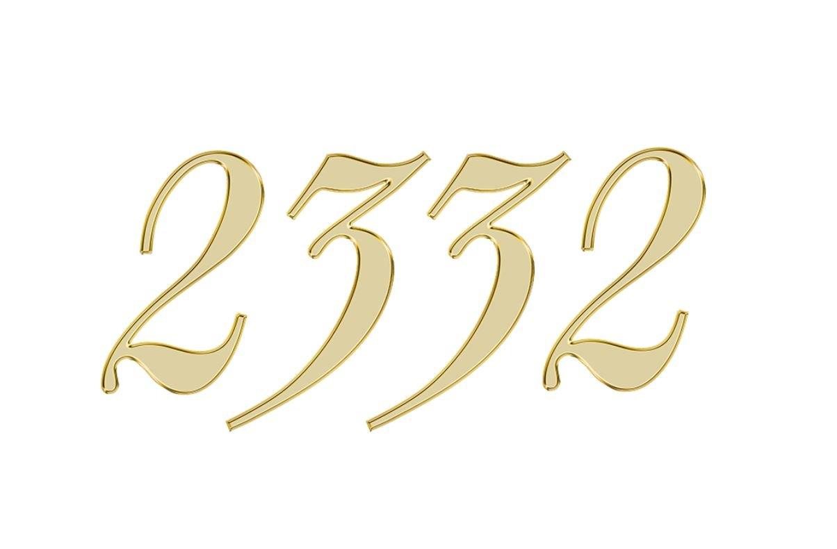 Engelengetal 2332