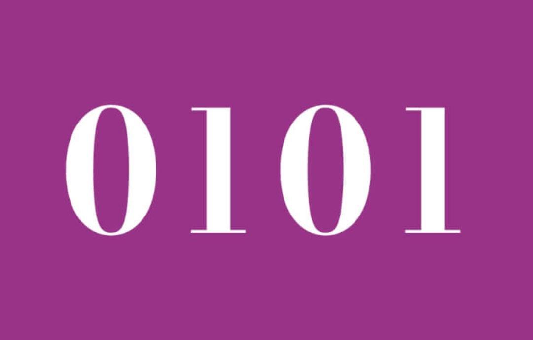 Numerologie 0101
