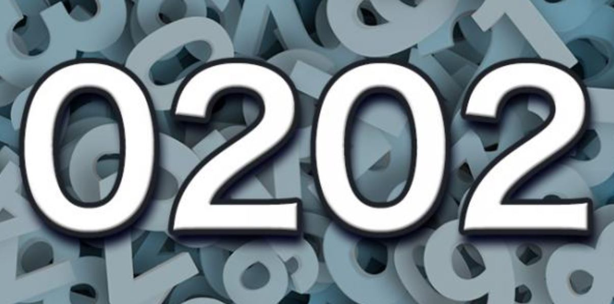 Numerologie 0202
