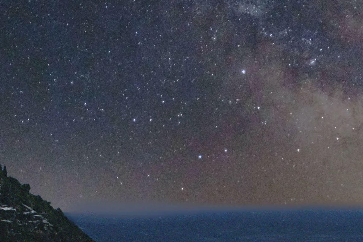 10 mei sterrenbeeld
