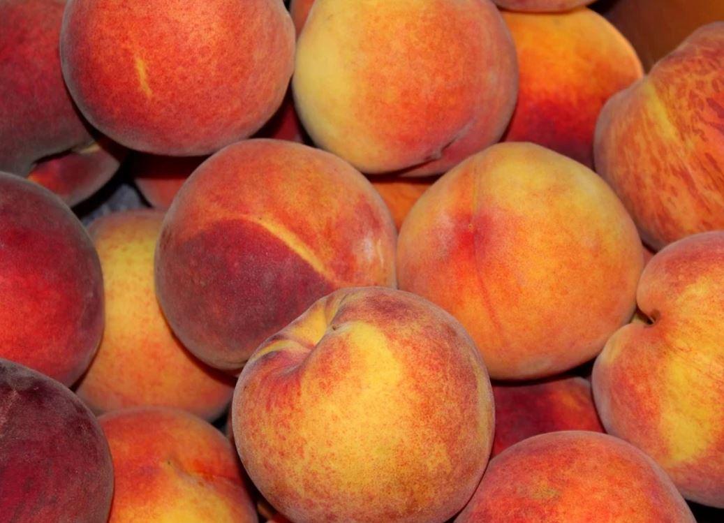 perzik gezond