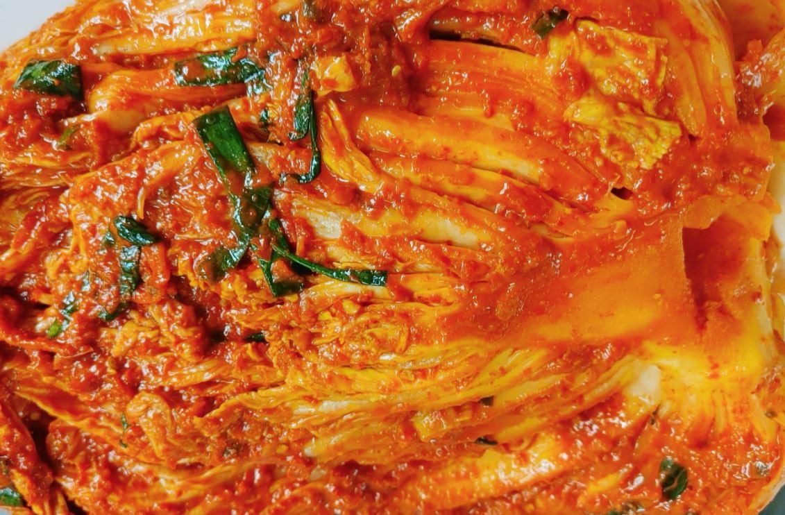 is kimchi gezond