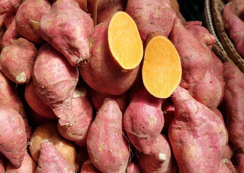 Is zoete aardappel gezond