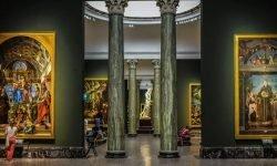Dromen over kunstgalerie, wat betekent dat?