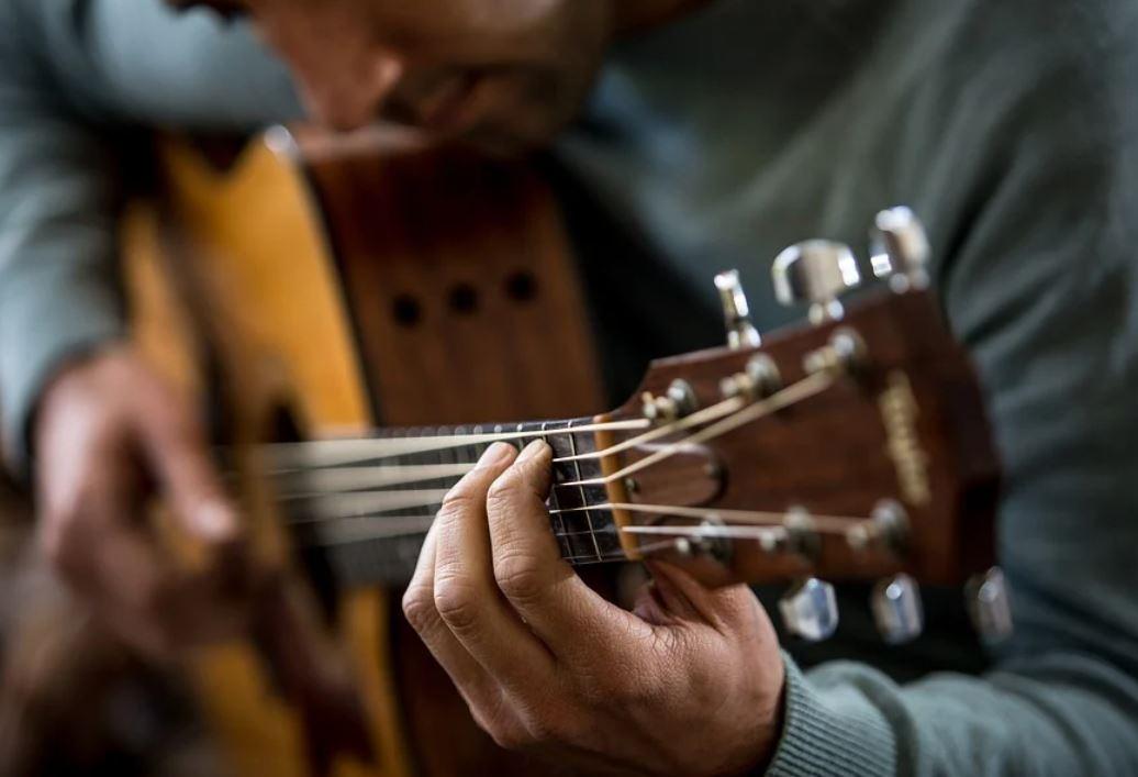 Dromen over gitaar